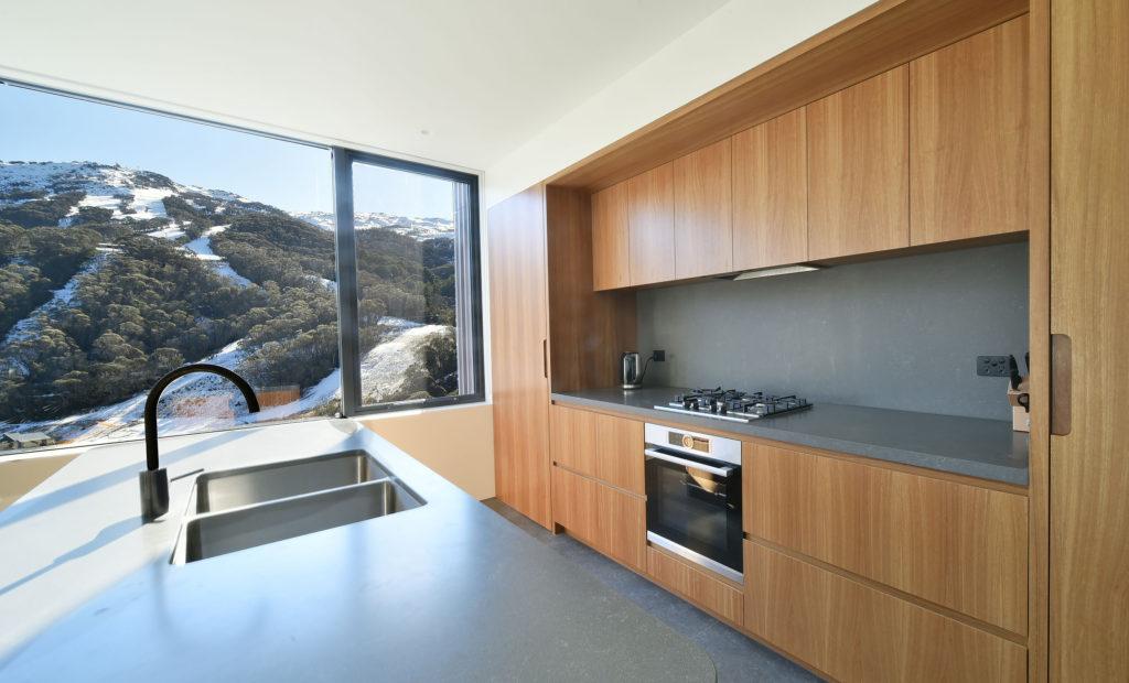 Views from Bellevarde Thredbo Accommodation